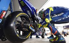 Motor MotoGP Sengaja Pakai Ban Gundul, Bantu Lengket Saat Nikung