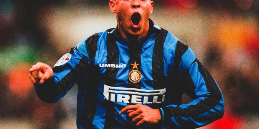 Gabung Rival Sekota, Ronaldo Justru Merasa Dikhianati Inter Milan