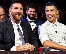 Cristiano Ronaldo Pamer 1 Prestasi yang Tak Bisa Disaingi Messi Sampai Sekarang