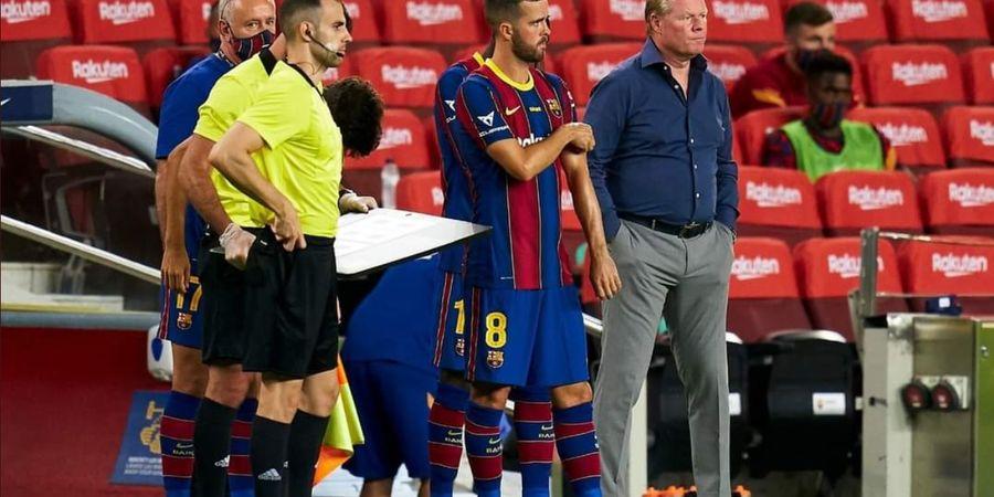 Balasan Nyelekit Ronald Koeman Usai Dituduh Campakkan Pemain Buangan Barcelona