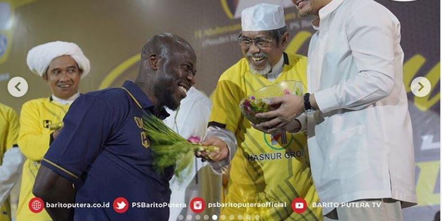 Bek Barito Putera Minta Maaf Setelah Timnya Kalah dari Madura United