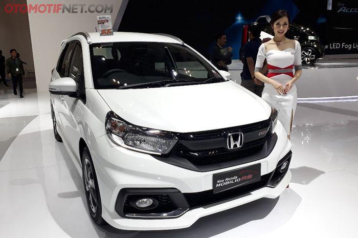 Ada program pembelian menarik buat Honda Mobilio di GIIAS 2018