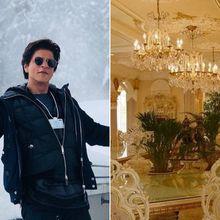Bak Istana Negeri Dongeng, Rumah Shahrukh Khan Super Mewah dan Megah!