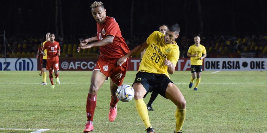 Piala AFC - Tiga Modal Kurang Baik Persija Jelang Menjamu Ceres Negros