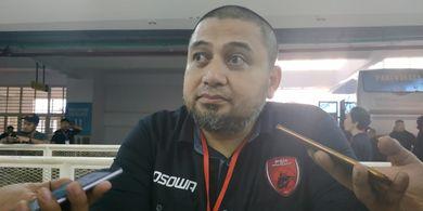 Jelang Liga 1, Manajemen PSM Perbaiki Stadion Andi Mattalatta