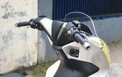 Ganteng Maksimal, Honda PCX Pakai Handle Bar Cover, Tampangnya Jadi Mirip NMAX