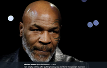 Tidak Lagi Dikelilingi Burung Bangkai, Mike Tyson Lebih Bahagia Saat Bangkrut