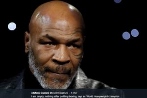 Akan Kembali Bertanding, Mike Tyson Jamin Sosok Lawannya Mengejutkan