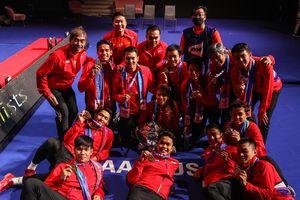 Thomas Cup 2020 – Perjalanan Juara Tim Indonesia, Dominan Sejak Fase Grup hingga Bikin Remuk Juara Bertahan