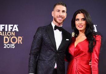 7 Potret Memesona Calon Istri Sergio Ramos yang Dinobatkan Sebagai Salah Satu Wanita Terseksi
