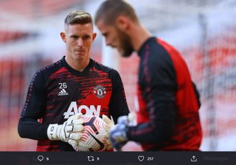 Nasib Apes Bagi Dean Henderson Usai Man United Dibantai Liverpool