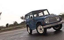 Serba Original, Suzuki Jimny Jangkrik Satu Ini Tampil Apa Adanya