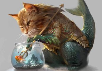 Gemash! Begini Jadinya Kalau Kucing-Kucing Jadi Superhero dalam Film