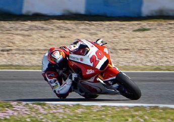 Ada Protes dengan Motor Moto2  Baru Pembalap Indonesia Dimas Ekky