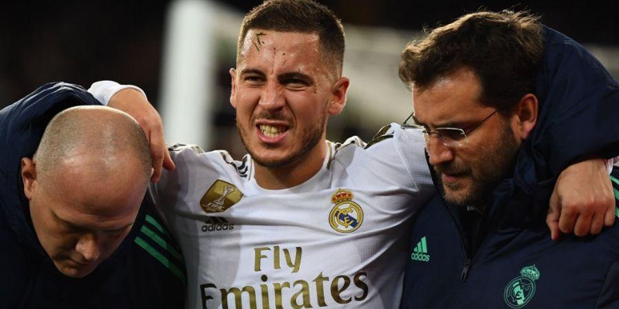 Performa Hazard di Bawah Ekspektasi, Pep Guardiola Salahkan Real Madrid