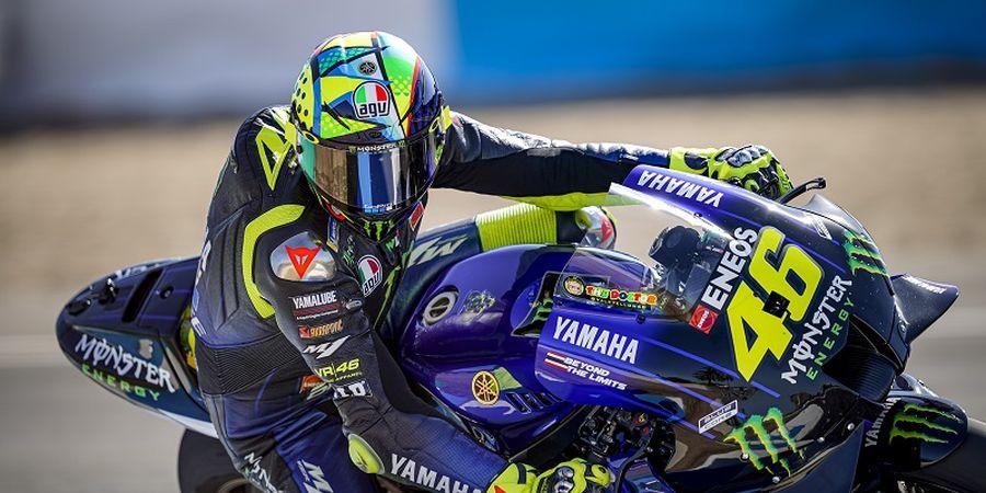 MotoGP Austria 2020 - Valentino Rossi Berusaha Kompetitif Lagi
