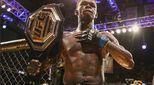 UFC 259 - Israel Adesanya Bertekad Kembali Ambil Emas dari Afrika