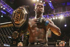 UFC 259 - Belum Jadi Jagoan Langka UFC, Israel Adesanya Main Lirik WWE