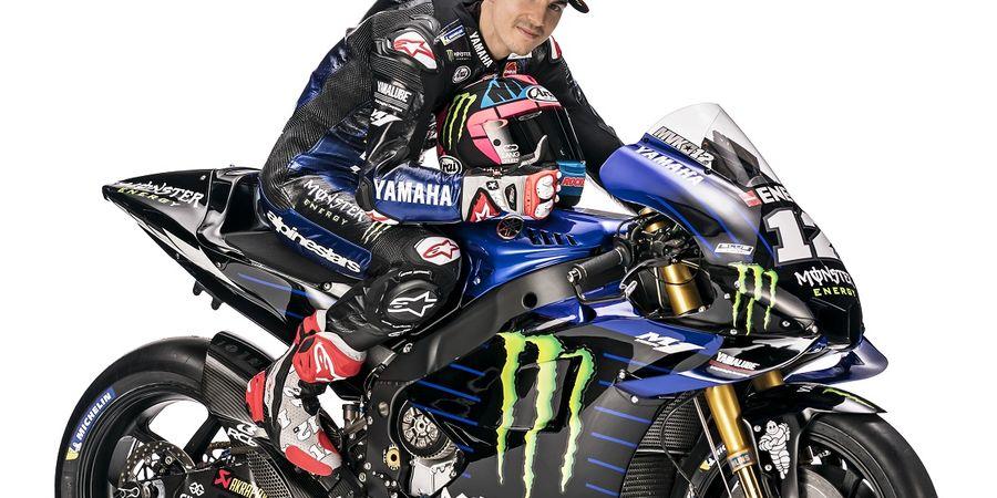 Tes Pramusim MotoGP 2019 - Vinales Tercepat, Rossi Kalahkan Marquez