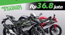 Harga Motornya Turun, Begini Tanggapan Komunitas Kawasaki Ninja 250SL