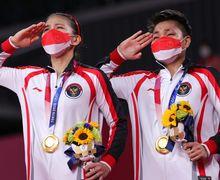 Klasemen Olimpiade Tokyo 2020 - Dapat Peringkat Ketiga, Indonesia Permalukan Tuan Rumah!