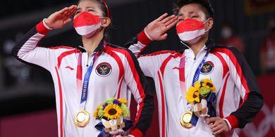 Daftar Peraih Medali dan Klasemen Akhir Bulu Tangkis Olimpiade Tokyo 2020 - China Juara Umum, Indonesia Ketiga