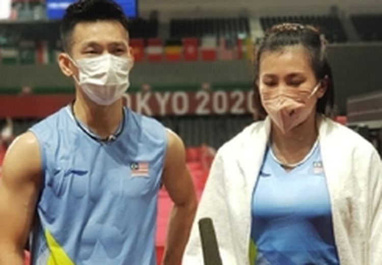 Olimpiade Tokyo 2020 - Tangis Dewi Bulu Tangkis Malaysia Ingat Ayahnya