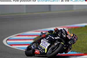 Juara MotoGP Republik Ceska 2020 Wujudkan Tugas Mustahil Johann Zarco