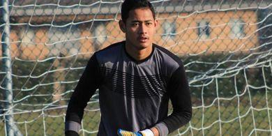 Mentalitas Kiper Persib Lebih Baik Seusai Pulang dari TC Timnas U-19 Indonesia