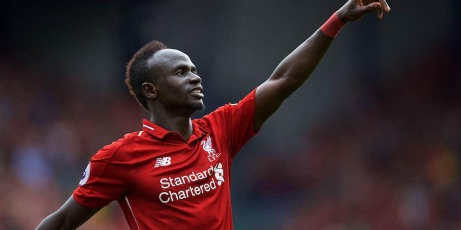 Seolah Tak Punya Rasa Lelah, Sadio Mane Siap Meluncur untuk Liverpool
