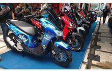 40 Kontestan Customaxi Yamaha Siap Beradu  Ganteng di Seri Bandung!