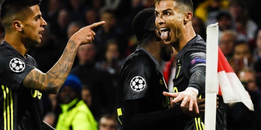 Cerita Haru Pengorbanan Sahabat Terhadap Karier Cristiano Ronaldo