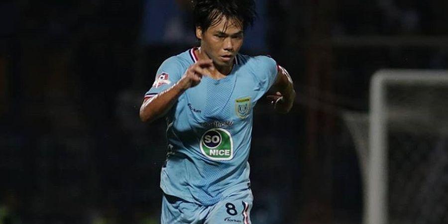 Dua Keuntungan Klub Malaysia Ikat Eks Pemain Persela Lamongan