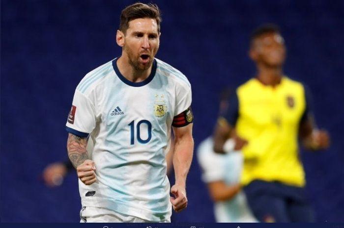 Taktik Licik Timnas Argentina Gaet Lionel Messi, Rela Bikin Laga Spesifik thumbnail