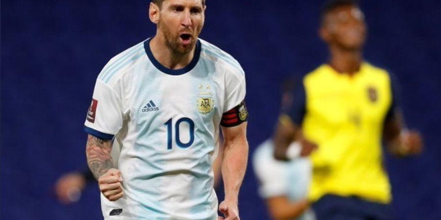 Strategi Licik Timnas Argentina Gaet Lionel Messi, Rela Bikin Laga Khusus