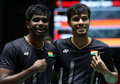Update BWF Ranking-  Buat Musuh Marcus/Kevin Gigit Jari, Ganda Putra India Sukses Masuk Top 10 Ranking Dunia Pasca Thailand Open 2019