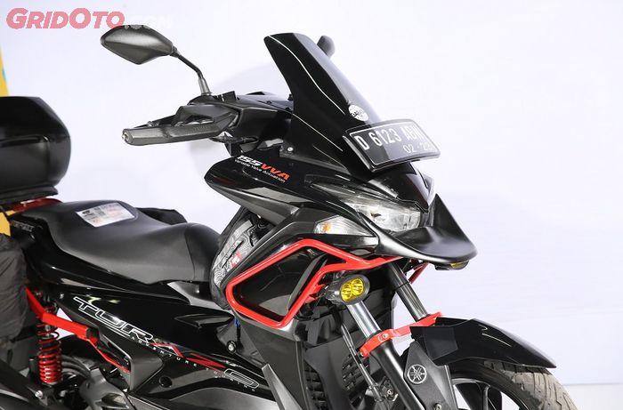 Yamaha Aerox Best Touring Customaxi Yamaha seri Bandung 2019
