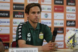 Bhayangkara FC Menang, Paul Munster Sempat Kecewa