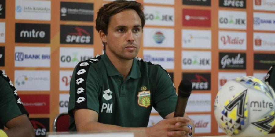 Diintip Semen Padang, Pelatih Bhayangkara FC Tak Risau
