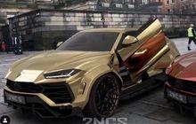 Lamborghini Urus Sabotase Gaya Supercar Dengan Aplikasi Pintu Gunting