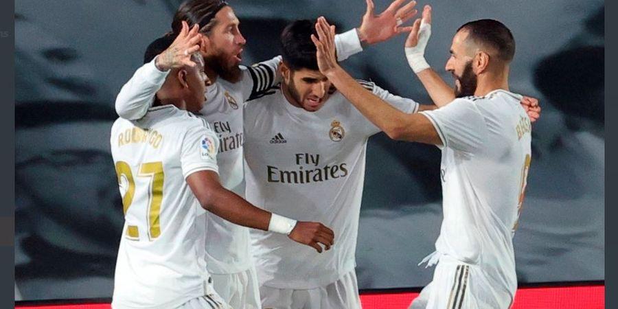 Sedang di Puncak, Real Madrid Justru Sedang Temui Masalah Baru
