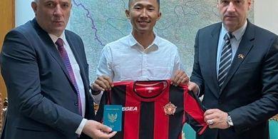 Keterkaitan antara FK Sloboda Tuzla, Miftah Anwar Sani, dan Pemain Baru Borneo FC Amer Bekic