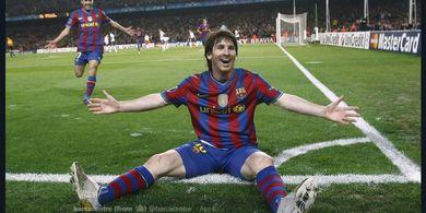 Tak Kuat Jaga Messi, Bek Legenda AC Milan Ogah Lanjutkan Pertandingan