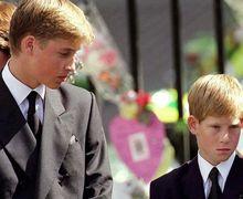 21 Tahun Kematian Putri Diana: Tak Boleh Menangis, Harry Kecil Hanya Bisa Lakukan Ini untuk Ungkap Kesedihannya