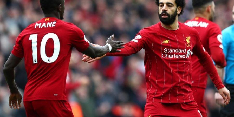 Legenda Man United Ungkap Kesamaan Duo Mane-Salah dan Rooney-Ronaldo