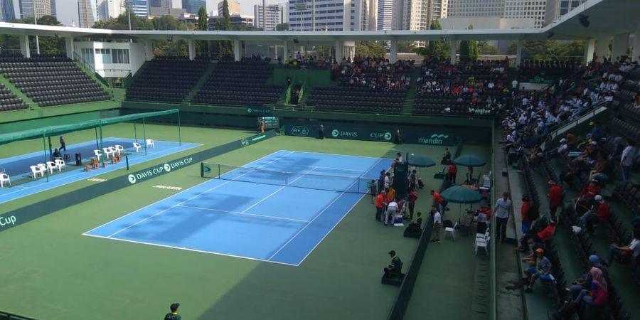 Piala Davis - Indonesia Unggul 2-0 atas Kenya di Hari Pertama