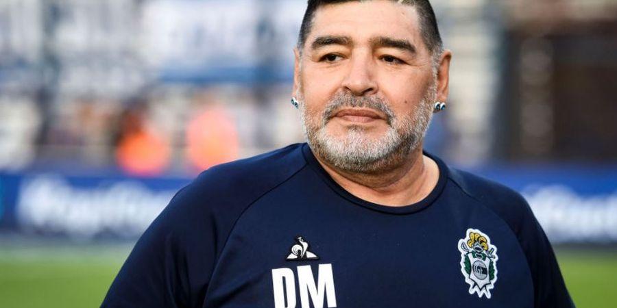 Seru Seperti di Sinetron, 17 Orang Rebutan Warisan Diego Maradona