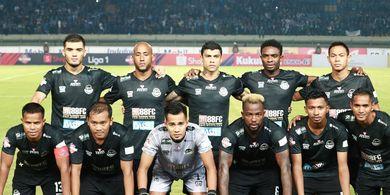 Borneo FC Vs Tira-Persikabo - Tim Tamu Perbaiki Eksekusi Bola Mati