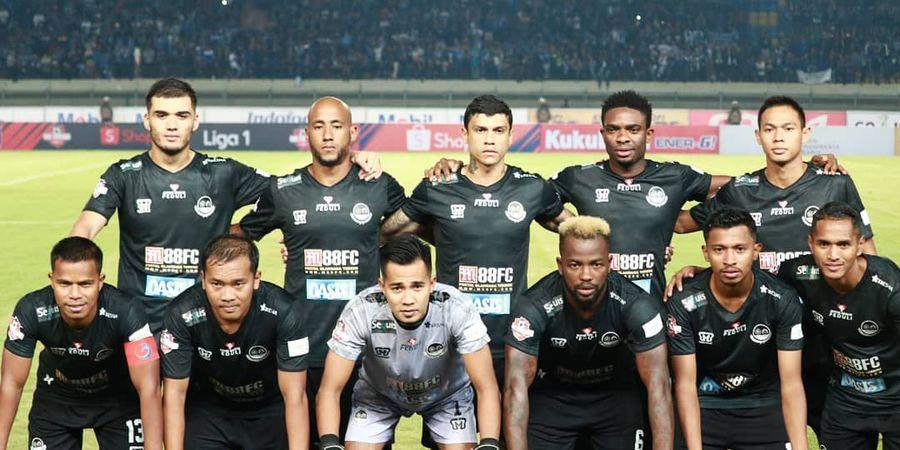 Satu Catatan Positif Tira-Persikabo Jelang Paruh Musim Liga 1 2019