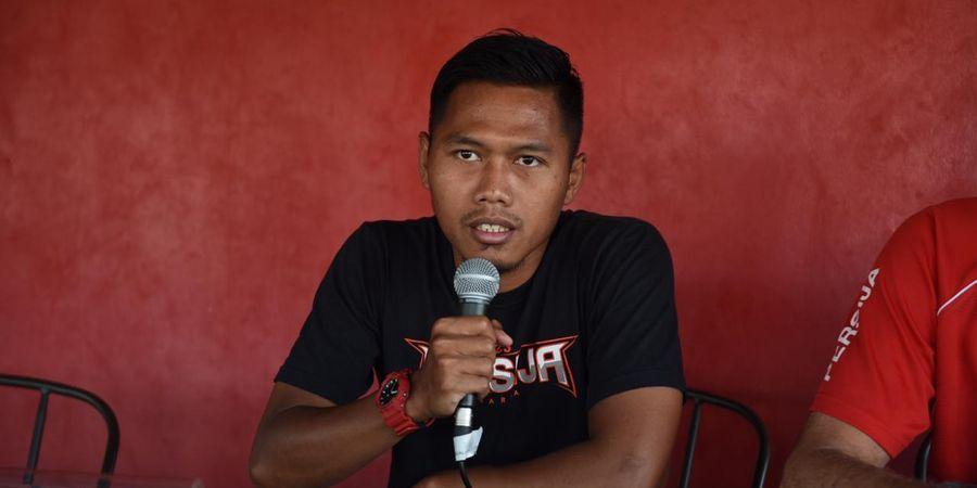 Piala Indonesia - Bek Persija ini Siap Kerja Keras untuk Laga Leg 2